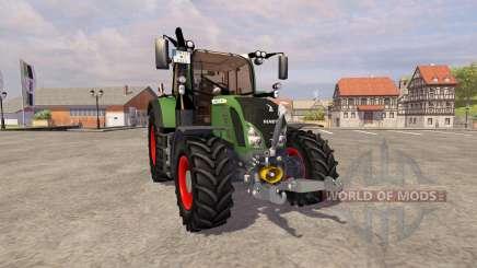 Fendt 512 Vario [ProfiPlus] für Farming Simulator 2013