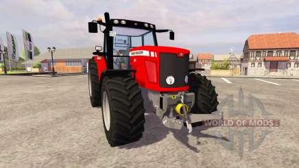 Massey Ferguson 6475 pour Farming Simulator 2013