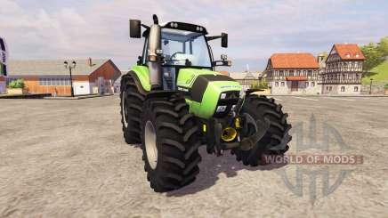 Deutz-Fahr Agrotron 430 TTV [PloughingSpec] pour Farming Simulator 2013