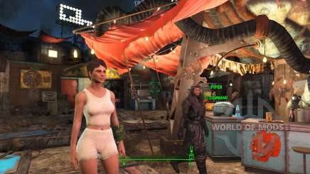 Calientes Beautiful Bodies Enhancer - NN Curvy für Fallout 4