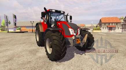 Valtra N163 pour Farming Simulator 2013