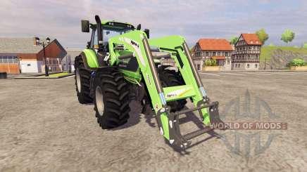 Deutz-Fahr Agrotron 6190 TTV v3.1 für Farming Simulator 2013