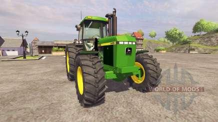 John Deere 4455 v2.0 pour Farming Simulator 2013