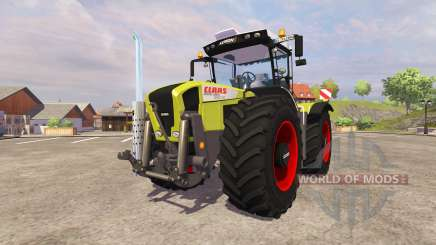CLAAS Xerion 3800 SaddleTrac v1.1 für Farming Simulator 2013