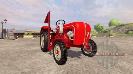 Porsche Standard [cutter] pour Farming Simulator 2013
