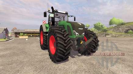 Fendt 939 Vario v1.1 für Farming Simulator 2013