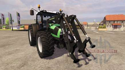 Deutz-Fahr Agrofarm 430 [pack] pour Farming Simulator 2013