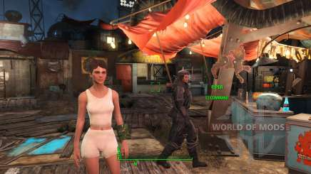 Calientes Beautiful Bodies Enhancer - NN Slim für Fallout 4