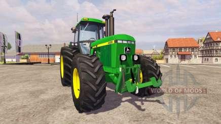 John Deere 4455 v1.1 für Farming Simulator 2013