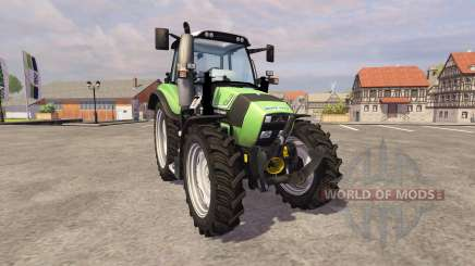 Deutz-Fahr Agrofarm 430 v1.1 für Farming Simulator 2013