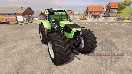 Deutz-Fahr Agrotron X 720 v2.0 pour Farming Simulator 2013
