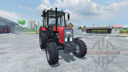 MTZ-820 Biélorusse v1.1 pour Farming Simulator 2013
