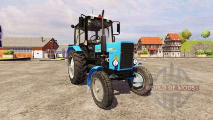 MTZ-82.1 v2.2 pour Farming Simulator 2013
