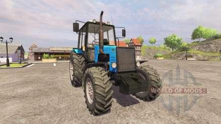 MTZ-1221 Biélorusse [pack] pour Farming Simulator 2013