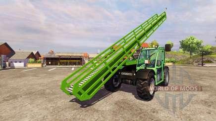 Deutz-Fahr Agrovector 35.7 pour Farming Simulator 2013