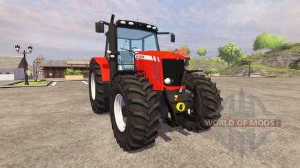 Massey Ferguson 5475 v1.8 pour Farming Simulator 2013