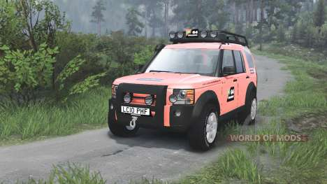 Land Rover Discovery 3 G4 [08.11.15] für Spin Tires