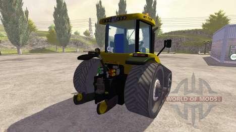 Caterpillar Challenger MT765B v3.0 für Farming Simulator 2013