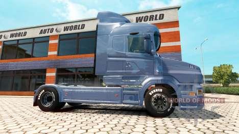 Scania T500 v2.0 pour Euro Truck Simulator 2