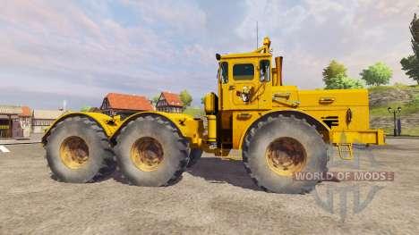 K-701 kirovec [tracteur] pour Farming Simulator 2013