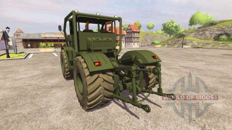 K-700a variateur électronique v1 Kirovets.4 pour Farming Simulator 2013