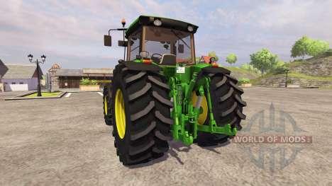 John Deere 8430 pour Farming Simulator 2013