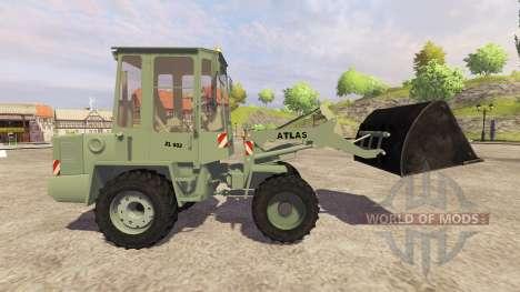 Zettelmeyer ZL 602 pour Farming Simulator 2013