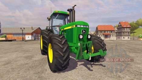 John Deere 4455 v1.2 für Farming Simulator 2013