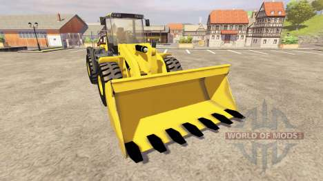 Caterpillar 966H v3.1 für Farming Simulator 2013