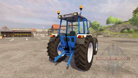 Ford 7810 v2.0 pour Farming Simulator 2013