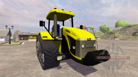 Caterpillar Challenger MT765B pour Farming Simulator 2013