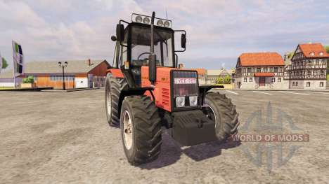 MTZ-892.2 Biélorussie v1.1 pour Farming Simulator 2013