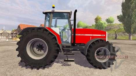 Massey Ferguson 8140 v1.0 für Farming Simulator 2013