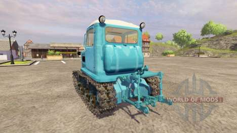 DT-75 Kasachstan v2.1 für Farming Simulator 2013