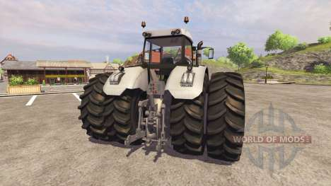 Fendt 936 Vario BB Silver v4.1 pour Farming Simulator 2013