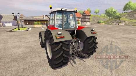 Massey Ferguson 8140 v1.0 pour Farming Simulator 2013
