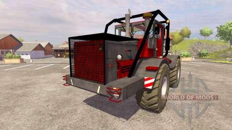K-701 kirovec [forêt] v2.0 pour Farming Simulator 2013