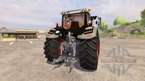 Fendt 724 Vario SCR [black beauty] für Farming Simulator 2013