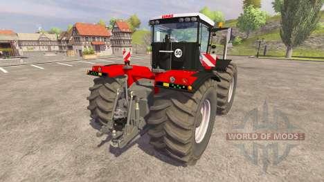 CLAAS Xerion 5000 [red] v1.1 pour Farming Simulator 2013