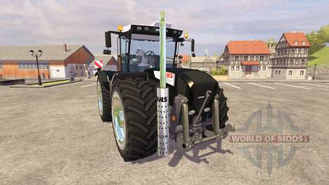 CLAAS Xerion 3800 [black chrome] pour Farming Simulator 2013