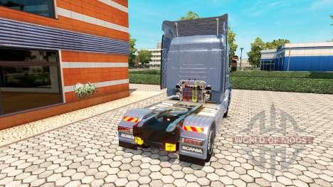 Scania T500 v2.0 für Euro Truck Simulator 2