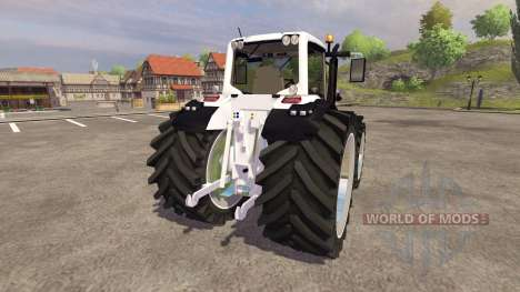 John Deere 7530 Premium [white chrom edition] pour Farming Simulator 2013