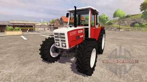 Steyr 8080 Turbo v2.0 für Farming Simulator 2013