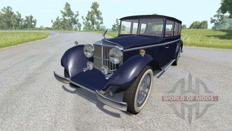 Auriga Heron 1927 für BeamNG Drive