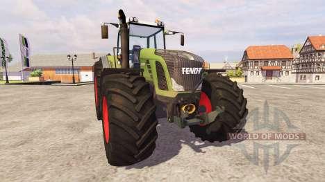 Fendt 939 Vario [profi plus] für Farming Simulator 2013