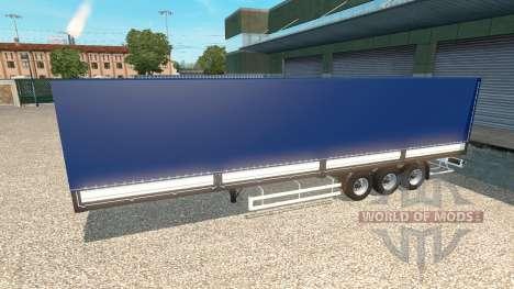 La semi-remorque Tonar v1.5 pour Euro Truck Simulator 2