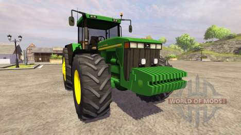 John Deere 8410 v1.1 für Farming Simulator 2013