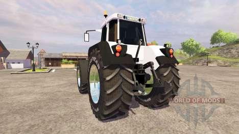 Fendt 926 Vario TMS [white] pour Farming Simulator 2013