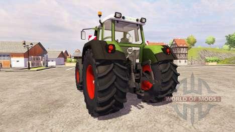 Fendt 916 Vario pour Farming Simulator 2013