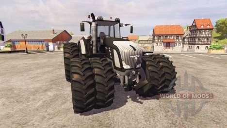 Fendt 936 Vario BB Silver v4.1 für Farming Simulator 2013